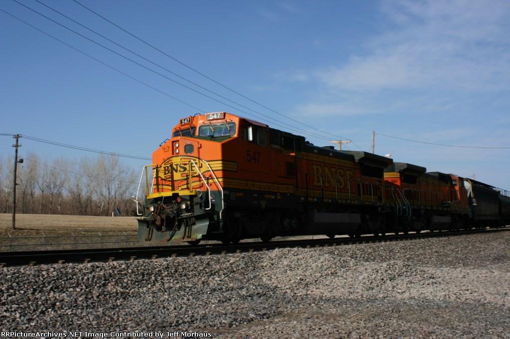BNSF 547