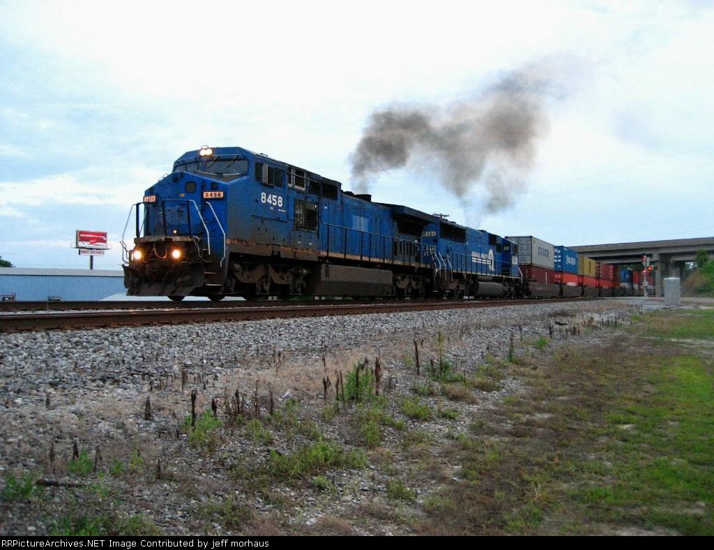 NS 8458 Ex LMS