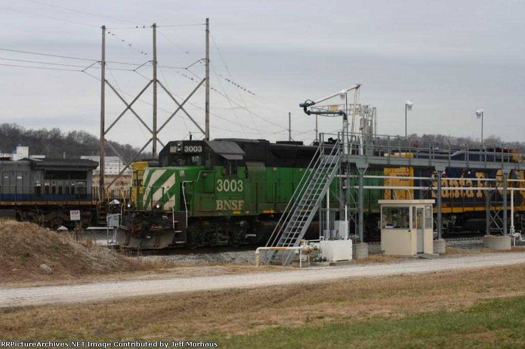 BNSF 3003