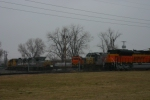BNSF 9139 NEW at Mid-America Car