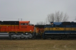 BNSF 9139 and the City Of Minneapolis 6413