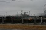 KCSM 4536  At the fuel racks.