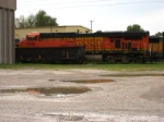 BNSF 5720 At Mid-America Car
