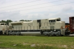 BNSF 9239  Waiting to be painted.