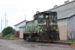 BNSF 3418
