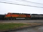 BNSF 5943  At Murry Yard