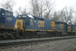 CSX 2353 and 6953