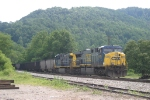 CSXT Loaded Coal Train