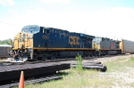 CSX 5253 & TFM 2608