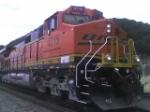 BNSF 4715 in NEW SCHEME