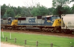 "CSX 4688 ""Spirit of Tampa"""