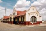 Old Station at Tucumcari