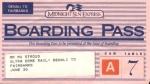 Alaska RR Ticket