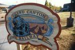 GRAND CANYON RY Sign