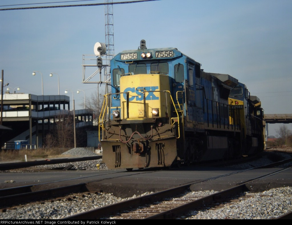 CSX 7556