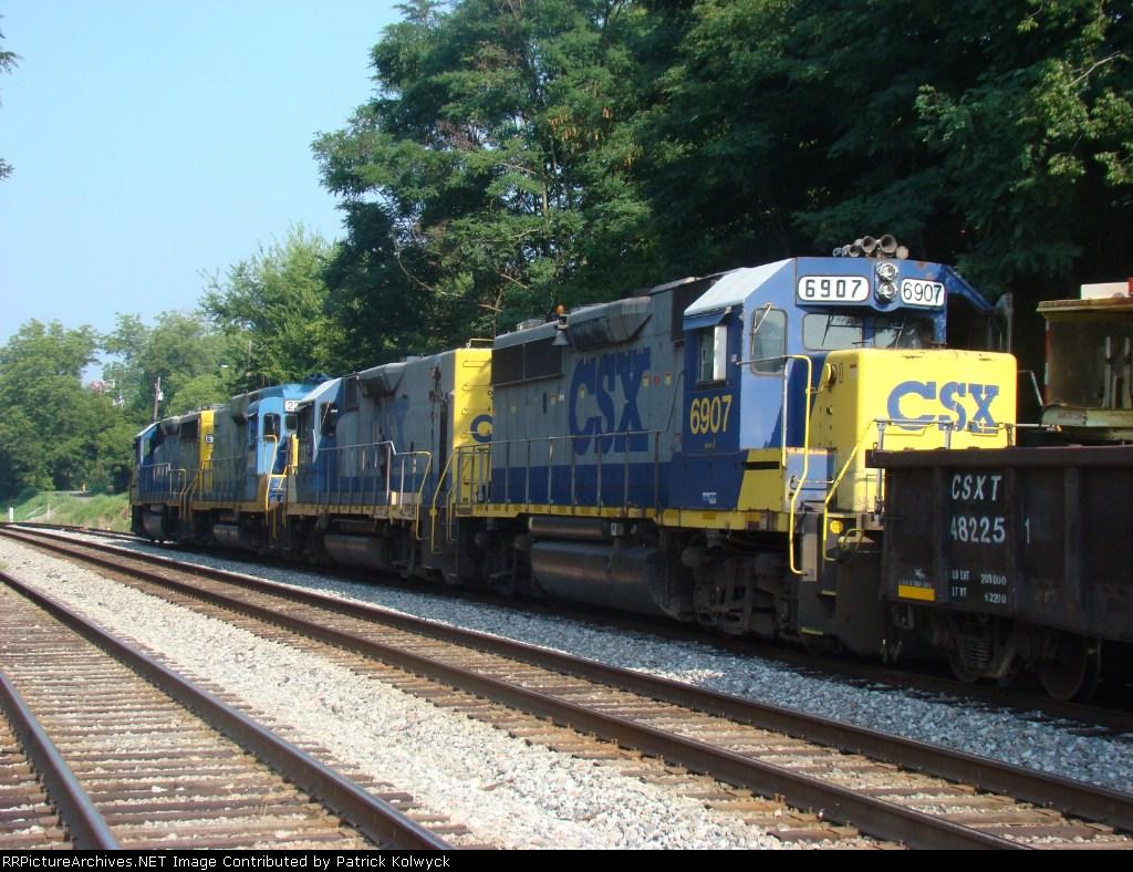 CSX 6907