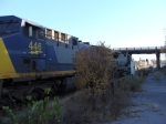 CSX Q237 SB Clear Middle Dalton