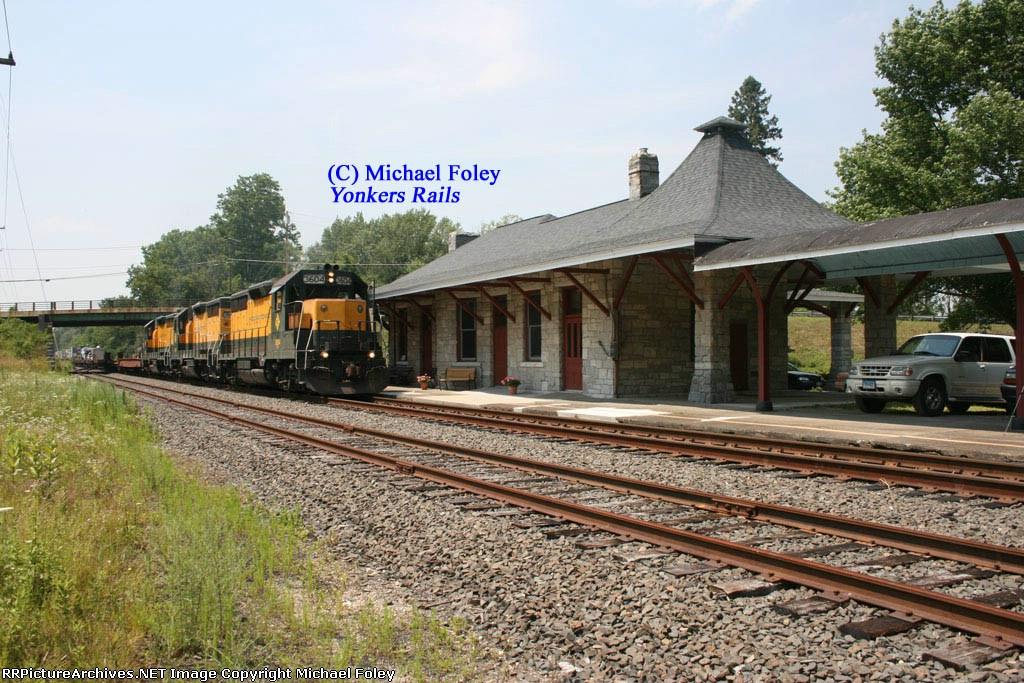 Stockbridge Station