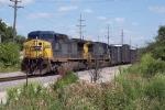 CSXT Train Q33106