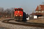 CN Train 393