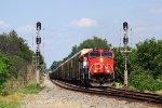 CN Train 371