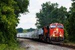 CN Train A451