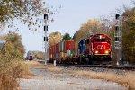 CN Train L514
