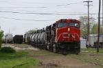 CN Train 540