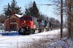 CN Train C767