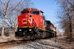 CN Train M371