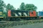 Duluth, Winnipeg & Pacific Railway Alco RS11 No. 3609