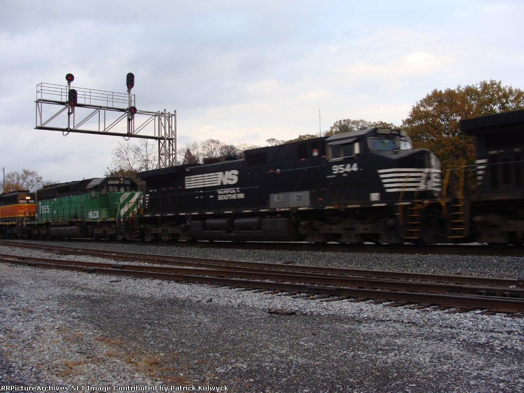 NS 9544