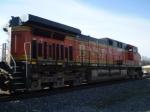 BNSF 5663
