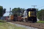 CSXT Train Q399