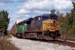 CSXT Train Q21601