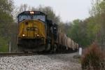 CSXT Train G64002