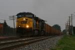 CSXT Train N84909