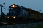 CSXT Train D71612