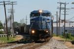 CSXT Train Q27204