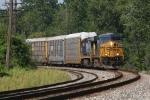 CSXT Train Q21630