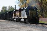 CSXT Train K38917
