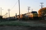 CSXT Train Q33519