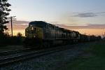 CSXT Train N949