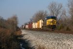 CSXT Train Q33407