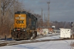 CSXT Train Y10710