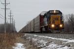 CSXT Train Q24123