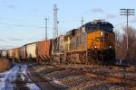 CSXT Train G96405