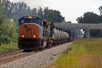 CSXT Train Q27214