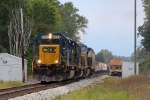 CSXT Train Q32118
