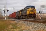 CSXT Train Q33404